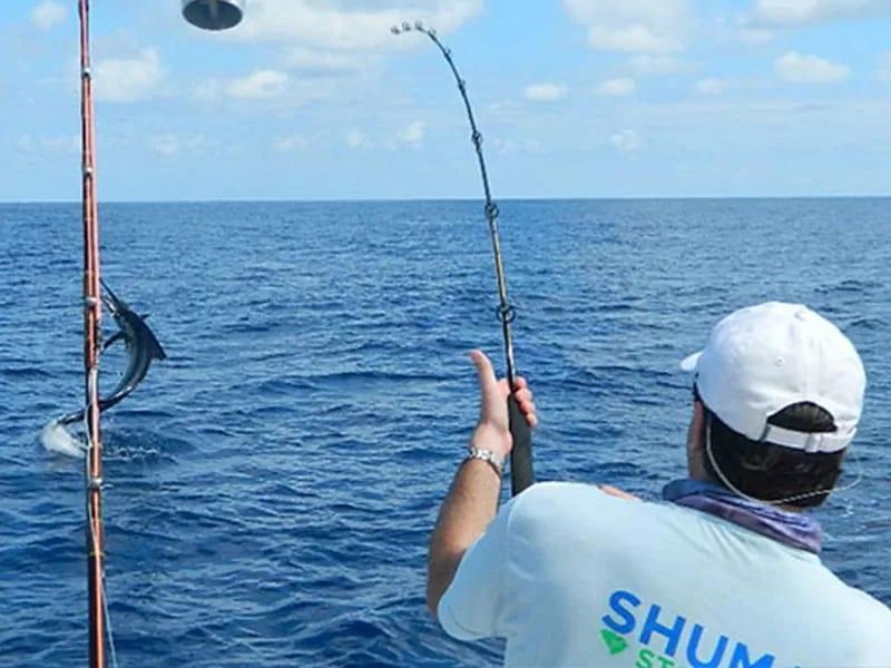 DEEP SEA FISHING IN DUBAI