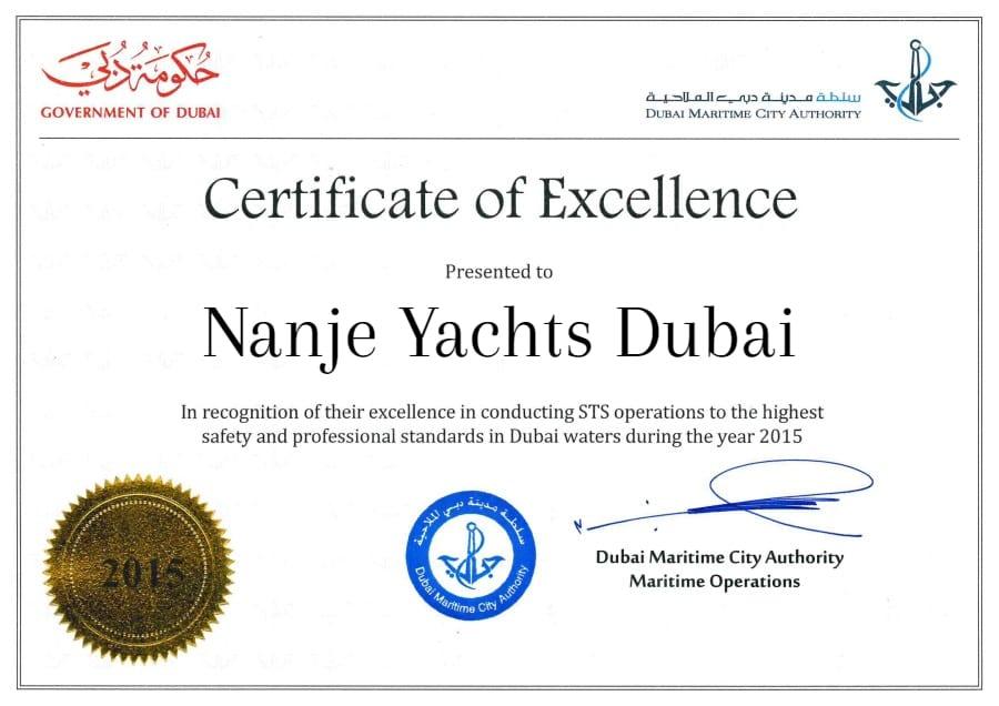 yacht charter companies in dubai